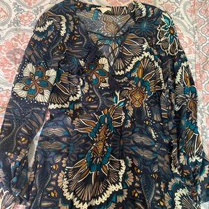 H&M Dresses - Boho Maxi Dress with 2 thigh high splits | H & M